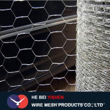 1.8m 50mmx50mm chicken coop galvanized wire mesh