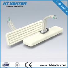 Calentador de cerámica infrarrojo con forma de canal de 245 * 60 mm