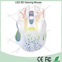 Nuevos ratones ópticos del juego del ordenador del estilo (M-74)