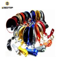 SCL-2014070065 nueva moda CNC colorido espejo retrovisor de la motocicleta