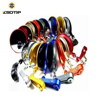 Espelho de retrovisor colorido da motocicleta do CNC da forma SCL-2014070065 nova