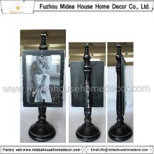 China Mercadorias Atacado Wooden Photo Frames Table Decor