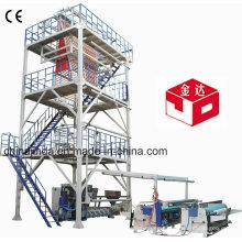 Sj500-1700 Máquina de soplado de película de coextrusión de 3-7 capas