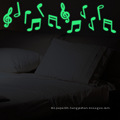 Durable and Removable Decoration Glow In The Dark Stickers Custom