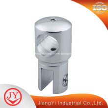 Glass Shower Screen Tube Connector Support Bar Fitting