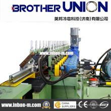Aço leve (stud) Roll formando máquina / linha