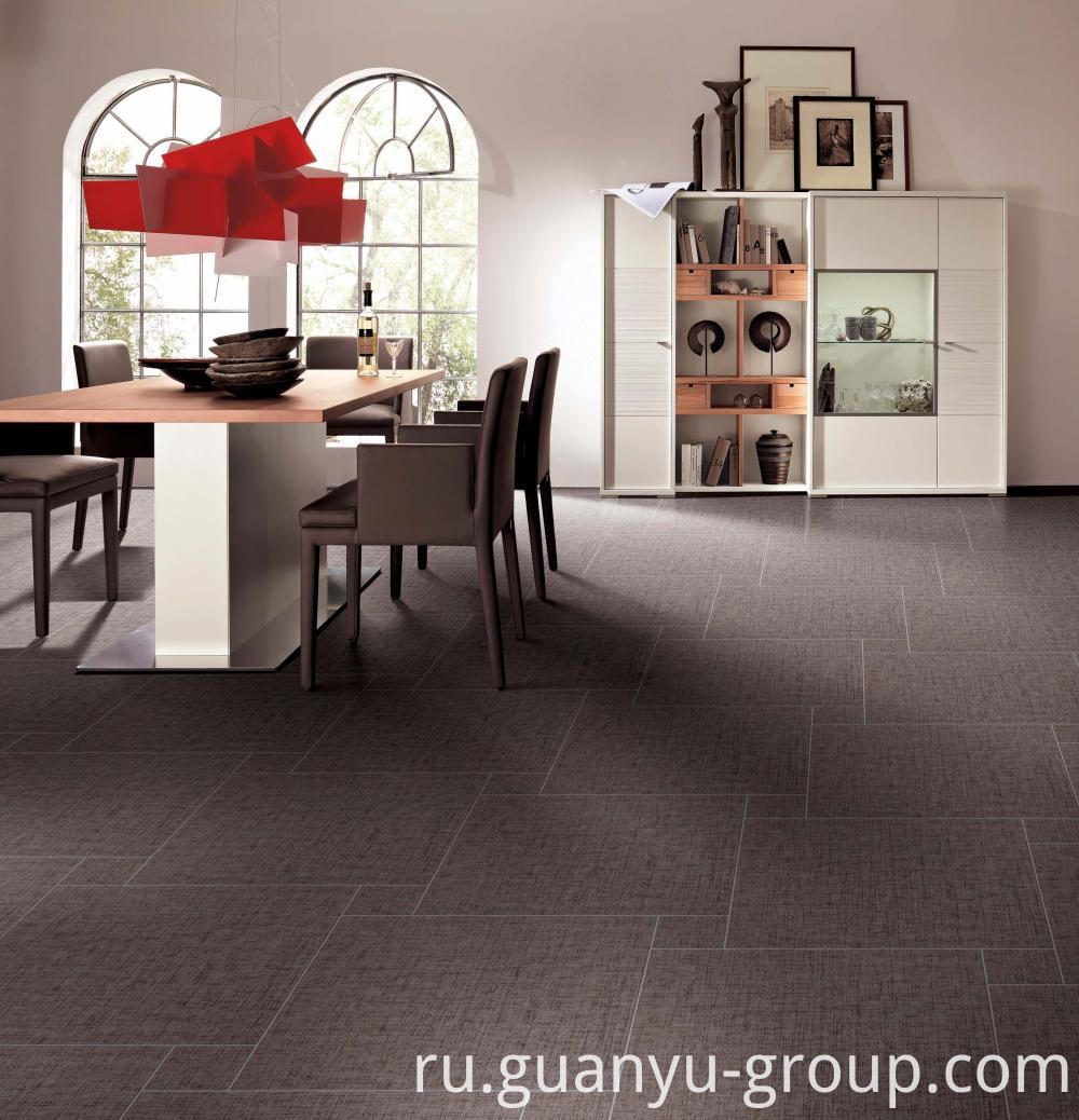 Fashion Brown Matt Finish Porcelain Tile