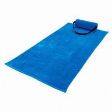 El proveedor de China personalizó la toalla de playa de la microfibra, toalla de playa de los aliexpress