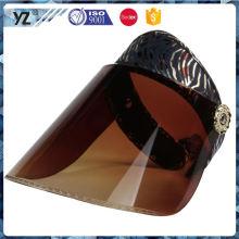Фабрика популярная изготовленная на заказ конструкция пластичная крышка visor с хорошим ценой