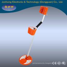 New circuit digarm of super sensitivity metal detector