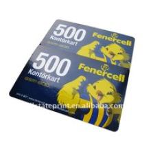 Cartes prépayées Scratch Calling Card / Cell Recharge Cards