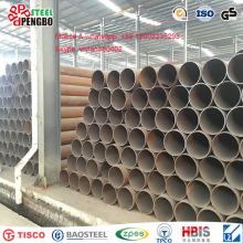 Tubería de acero inoxidable sin costura súper dúplex ASTM / Asme A789