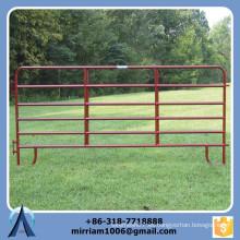 Barrera de ganado para ganado, granja de ganado para ganado de alta resistencia a la venta, valla de ganado para ganado ovino