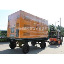 300kw Digital angetriebene wassergekühlte Dieselgenerator Hexe Cummins Motor