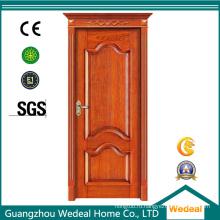 Композитная межкомнатная деревянная дверь для проектных домов