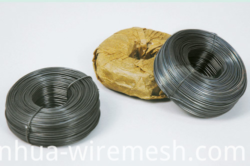 1.5MM diameter round shape Small coil tie wire (1)
