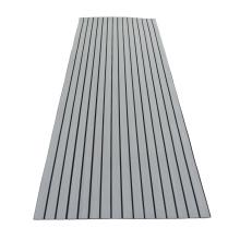 Light Grey & Black Marine EVA Boat Flooring