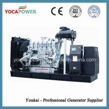 Mitsubishi Diesel Engine 930kw Generador Diesel Enfriado por Agua
