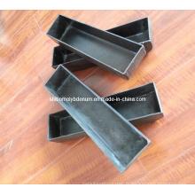 Bateaux de molybdène rivetés pour frittage et recuit