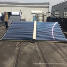 Solarwarmwasserbereiter speziell für Niederdruckschwimmbecken