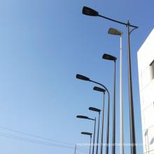 professional factory 2m-20m steel lamp post/tubular steel street light pole price