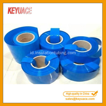 PVC / PET Heat Shrink Film Packing Battery