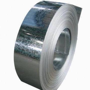 Ruban en acier galvanisé à zéro paillette 0,45 mm épaisseur