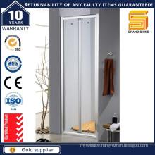 Euro Standard CE Frame Glass Folding Shower Doors
