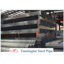 Hot Rolled Hollow Section Galvanized Steel Pipe