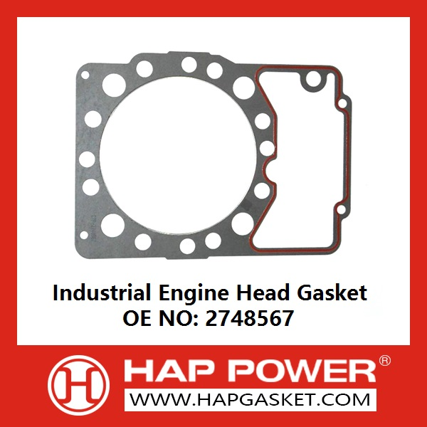 HAP-CAT-017-Industrial Engine Head Gasket 2748567