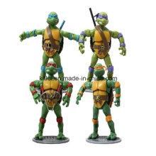 OEM PVC Christmas ICTI Factory Plastic Tortoise Kids Baby Toys