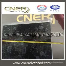 Высококачественный ламинированный лист из углеродного волокна толщиной 6 мм