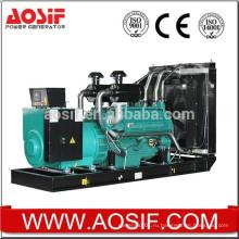 Alibaba China !! AOSIF AC 380 кВт / 475KVA Комплект дизельных генераторов с водяным охлаждением