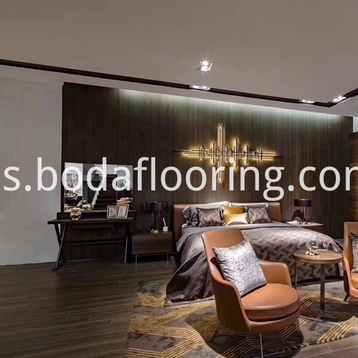 Beautiful wood pattern spc flooring