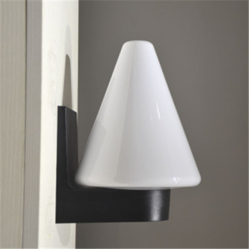 Toda la luz de pared LED blanca al aire libre simple
