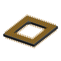 Μηχανικά PIN PGA Pin Grid Array 2.54x2.54mm