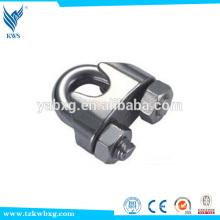 Braçadeira de aço inoxidável padrão ASTM com alta qualidade