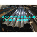 Pipa Stainless Steel Welded ASTM A249