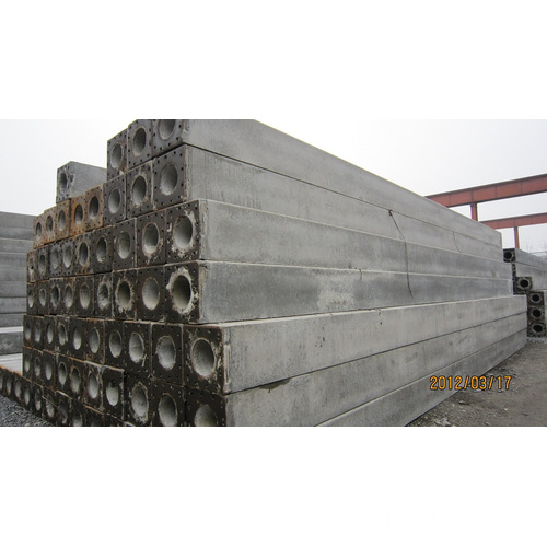 Predressed Hollow Square Pile Mold