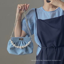 Fashion French Handbags Bags Leather Ladies Shoulder Hand Bag for Women
