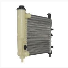 Auto radiator plastic tank car water tank
