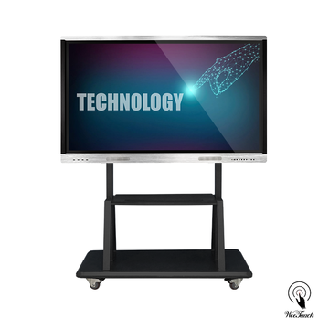 65 Zoll interaktives Touch-Display