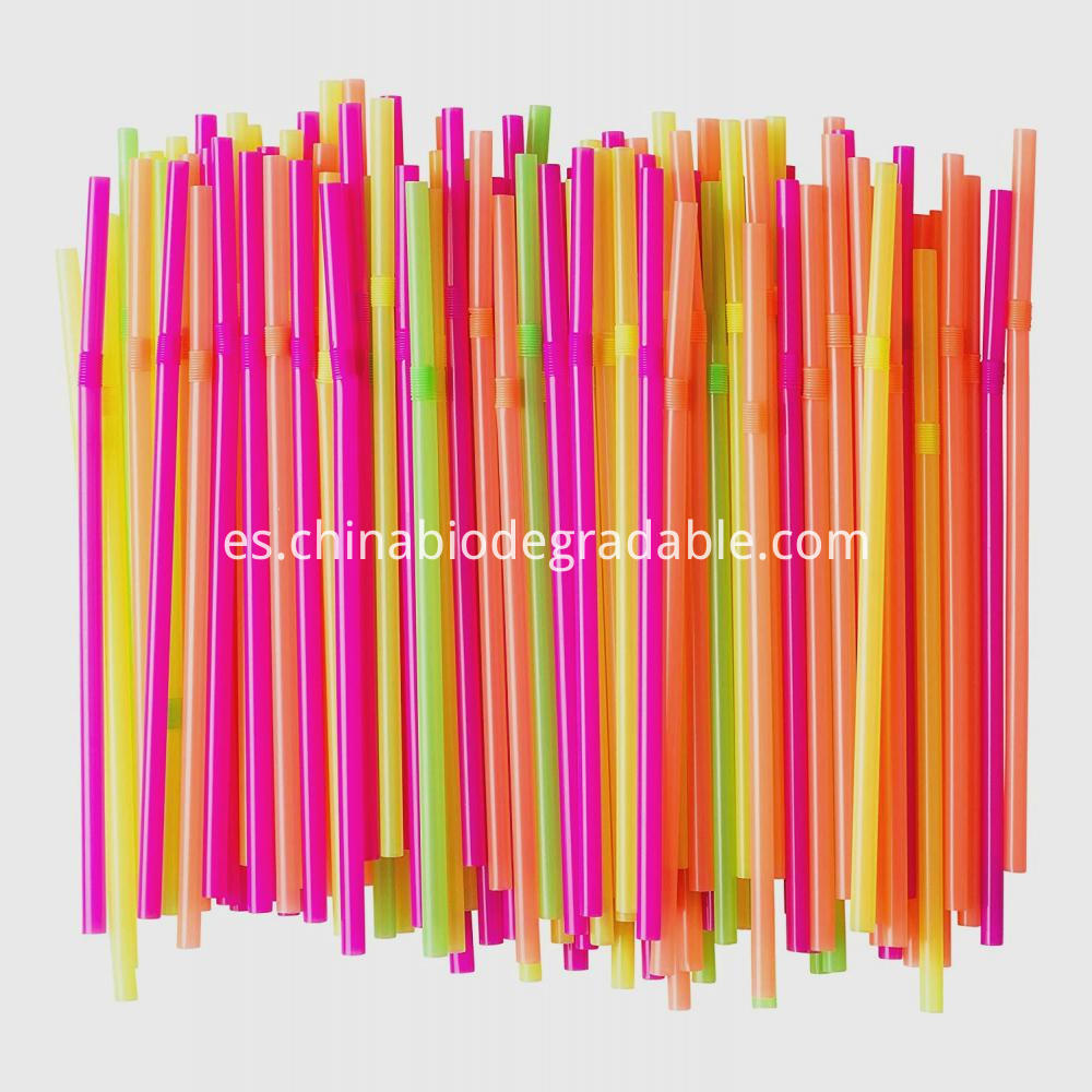 Eco-friendly Cornstrach Party Drinking Straws