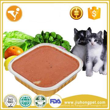 Tiernahrung Typ und Hunde / Katzen Anwendung super nass Haustier Lebensmittel Haustier Snack