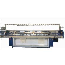 Machine à tricoter pliante entièrement Jacquard avec système Double Carriage 4 (TL-4100)