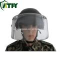 Protetor de cara à prova de balas da viseira do capacete à prova de balas