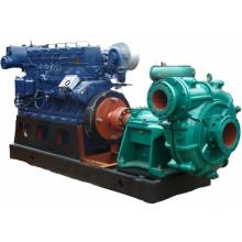 Sistema de bomba de agua de motor diesel de alta presión