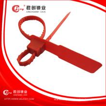 Selo plástico de alta segurança para portas