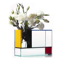 Produtos de decoração mais vendidos Flor de acrílico claro