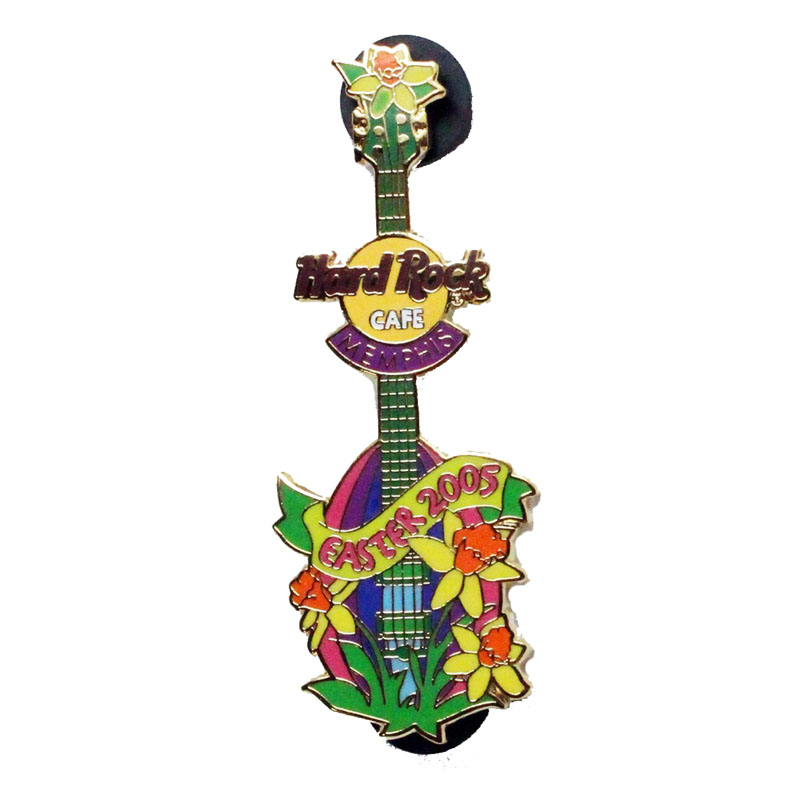Easter 2005 Guitar Collectible Pin